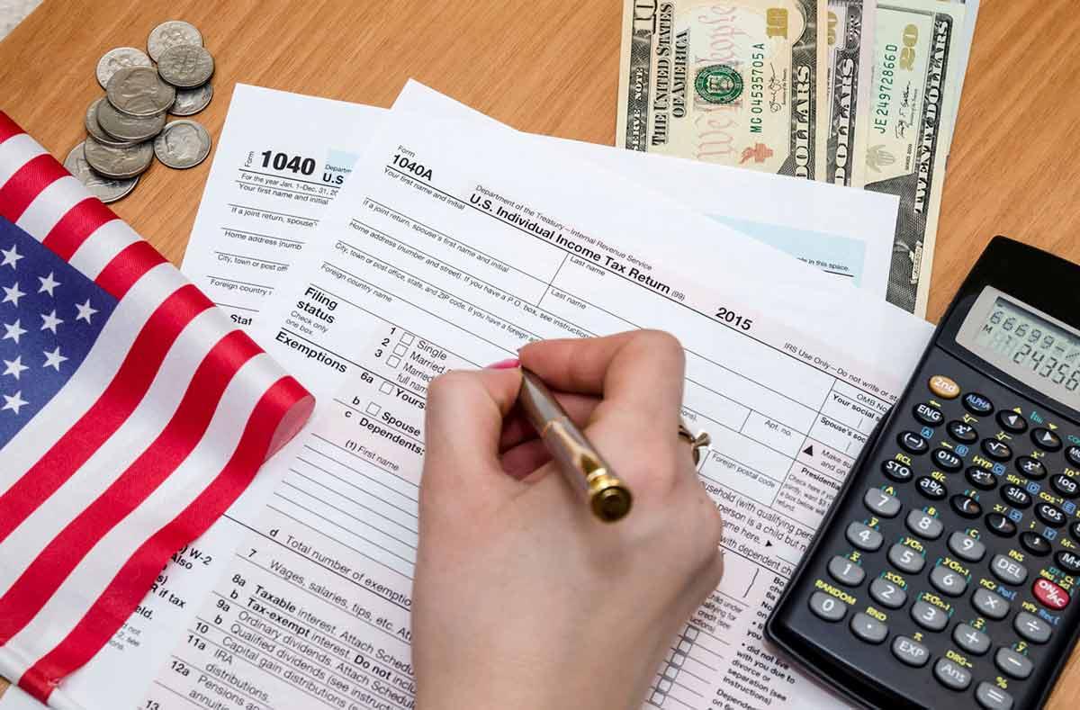 taxes usa 2