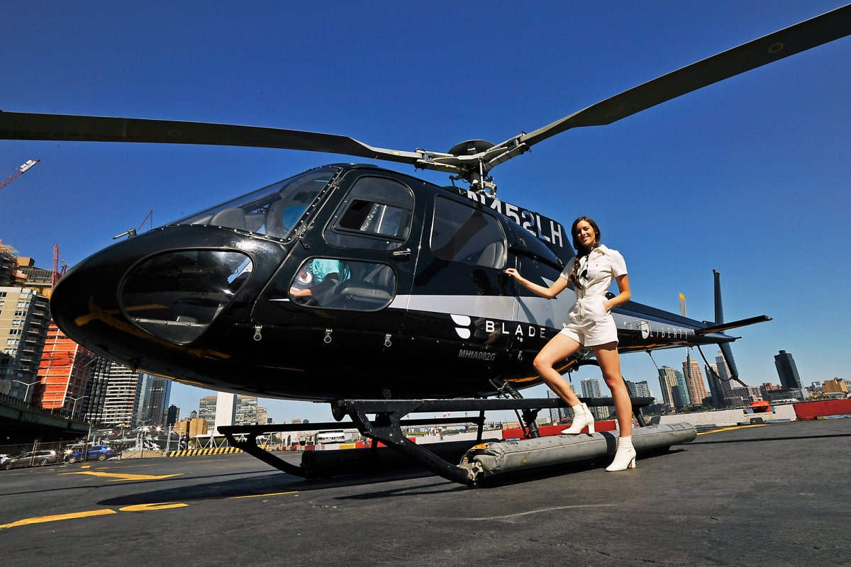 helicopter rent