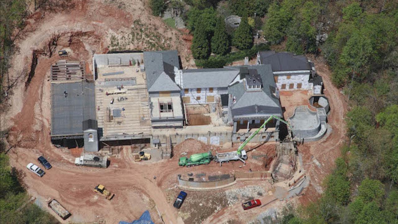 строительство дома в сша 3