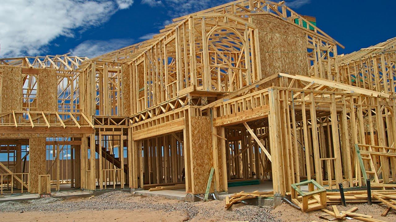 строительство дома в сша