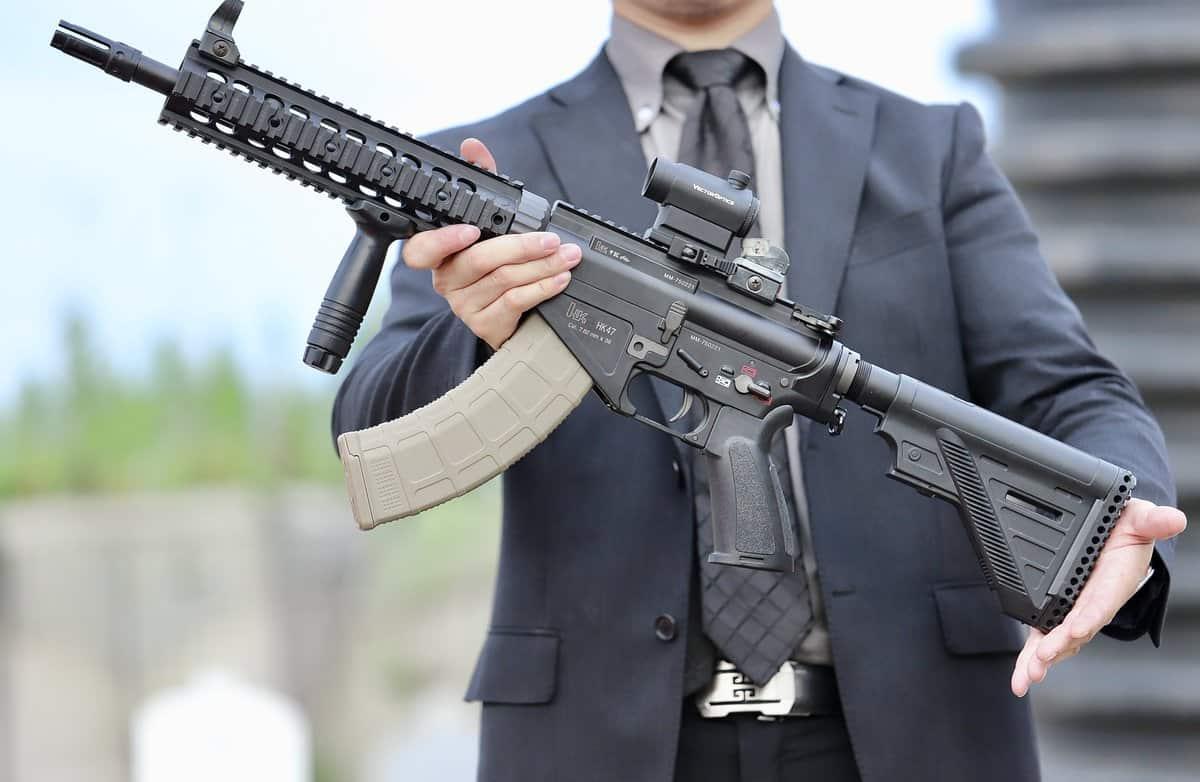 оружие в сша